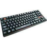 CM Storm Quickfire Rapid CHERRY MX Black PS/2 & USB Deutsch schwarz/grau (kabelgebunden)