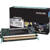 Lexmark Projekt Toner schwarz C746 C748