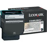 Lexmark Toner C546 schwarz