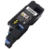 Dell C17XX, 1250/135X Tonerkartusche gelb Standardkapazität