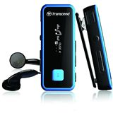 8GB Transcend MP3 Player MP350 blau