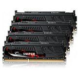 32GB G.Skill SNIPER DDR3-2133 DIMM CL10 Quad Kit