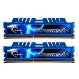 16GB G.Skill RipJawsX DDR3-2133 DIMM CL10 Dual Kit