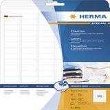 Herma 8832 Inkjet-Etiketten 3.05x1.69 cm (25 Blatt (2400 Etiketten))
