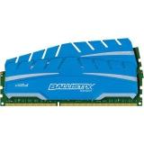 16GB Crucial Ballistix Sport XT DDR3-1600 DIMM CL9 Dual Kit