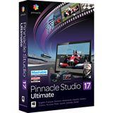 Corel Pinnacle Studio 17.0 Ultimate 32/64 Bit Multilingual Videosoftware Vollversion PC (DVD)