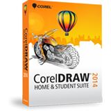 Corel CorelDraw Home & Student Suite 2014 32/64 Bit Deutsch Grafik Vollversion PC (CD)