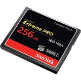 256 GB SanDisk Extreme Pro Compact Flash TypI 1066x Retail