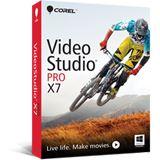Corel VideoStudio Pro X7 32/64 Bit Deutsch Videosoftware Vollversion PC (DVD)