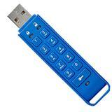 16 GB iStorage datAshur Personal blau USB 2.0
