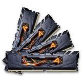 32GB G.Skill RipJaws 4 schwarz DDR4-2133 DIMM CL15 Quad Kit