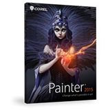 Corel Painter 2015 64 Bit Multilingual Grafik Vollversion PC/Mac (DVD)