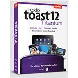 Corel Roxio Toast 12 Titanium 64 Bit Multilanguage (Deutsch, Englisch, Fränzosisch und weitere) Videosoftware Vollversion Mac (DVD)