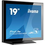 "19"" (48,26cm) iiyama ProLite T1932MSC-B2X Touch schwarz 1280x1024 1xDVI / 1xVGA"