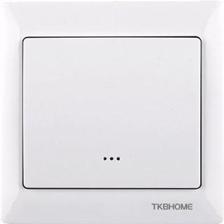 Z-Wave TKB Home Wandschalter mit einfacher Schaltw