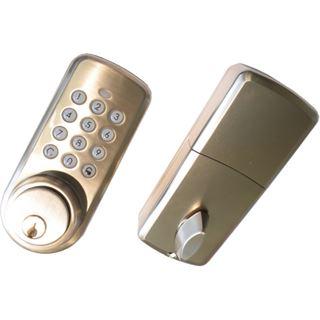 Z-Wave Vision Security Türschloss ohne Klinke