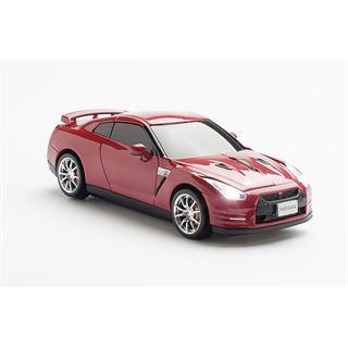 Pawas Trading GmbH Click Car Nissan GTR R35 USB rot (kabellos)