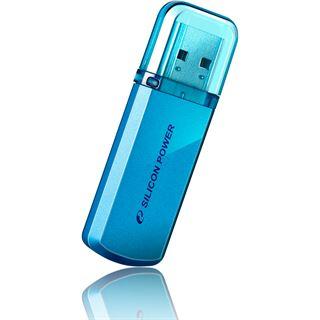 32 GB Silicon Power Helios 101 blau USB 2.0