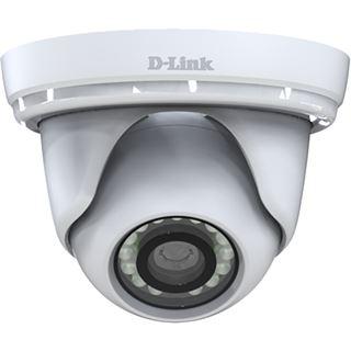 D-Link DCS-4802E PoE Mini Dome Vigilance Full HD Outdoor Cam