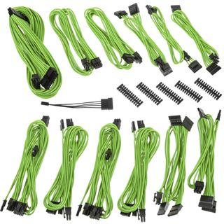 BitFenix Alchemy 2.0 PSU Cable Kit, BQT-Series DPP - grün
