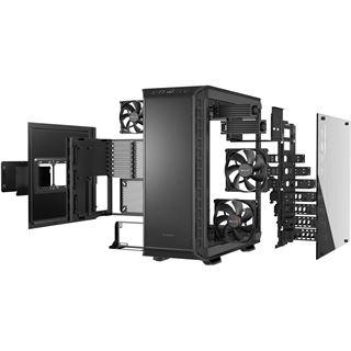 be quiet! Dark Base Pro 900 gedämmt mit Sichtfenster Big Tower ohne Netzteil schwarz