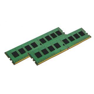 8GB Kingston ValueRAM KVR21E15S8K2/8I DDR4-2133 ECC DIMM CL15 Dual Kit