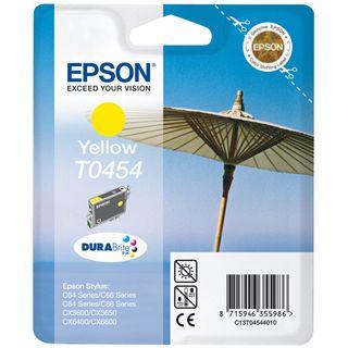 Epson Tinte C13T045440 gelb