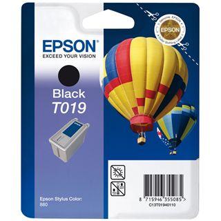 Epson Tinte C13T01940110 schwarz