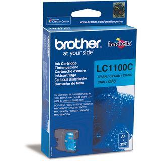 Brother Tinte LC1100C cyan