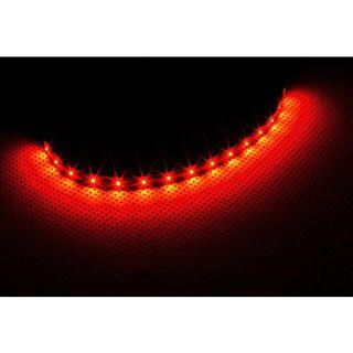 LAMPTRON 30cm rotes LED-Strip mit 15 LEDs für 4-Pin Molex (LAMP-LEDPR1502)