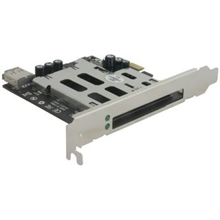 Delock PCI Express Karte zu Express Card 54mm