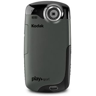 Kodak Zx3 Playsport SD-Camcorder Schwarz