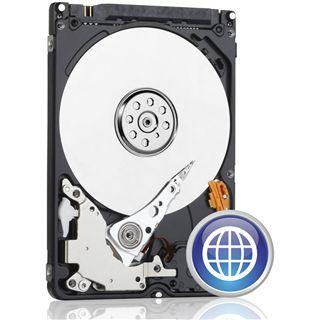 "500GB WD Blue WDBABC5000ANC-ERSN 8MB 2.5"" (6.4cm) SATA 3Gb/s"
