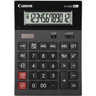 Canon AS2200 CALCULATOR