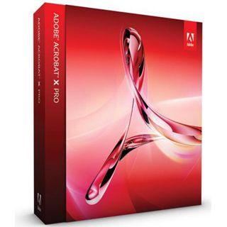 Adobe DD Acrobat Professional 10 Win englisch