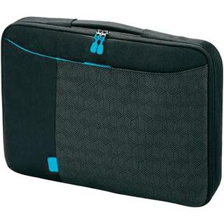 Dicota BOUNCE SLIMCASE BLACKundBLUE