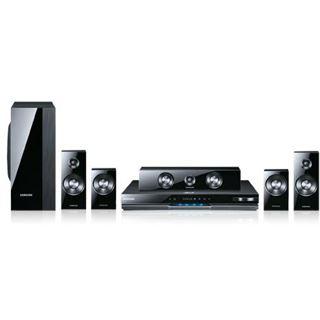 Samsung HT-D550 5.1 1000W DVD bk