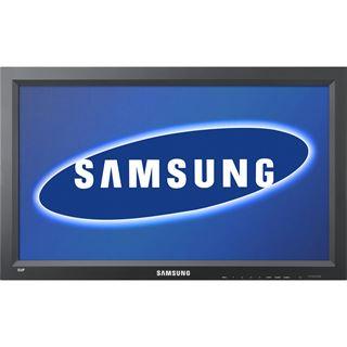 "32"" (81,28cm) Samsung SyncMaster 320MXn-3 schwarz 1366x768 2xHDMI 1.3/1xVGA/1xComposite Video/1xDVI/1xDP"