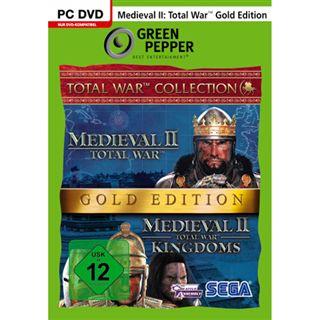 Sega Medieval 2 Gold-Edition (PC)