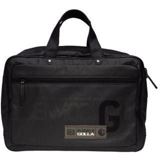 Golla Notebook-Tasche Frisco G1282, Displaygrößen bis 41 cm (16), Schwarz