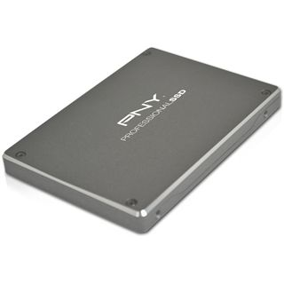 "240GB PNY Professional SSD 2.5"" (6.4cm) SATA 6Gb/s MLC synchron (P-SSD2S240G3-BLK)"