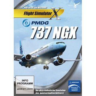 Flight Simulator X - PMDG 737 NGX (PC)