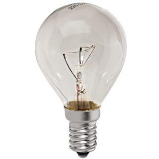 Xavax Backofenlampe 40W, 300°, E14, Tropfenform, klar