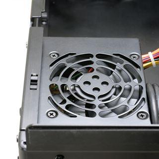 Lian Li PC-Q12B Mini-ITX ohne Netzteil schwarz