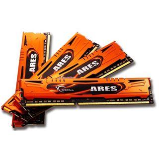 16GB G.Skill Ares DDR3-2133 DIMM CL11 Quad Kit
