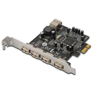 Digitus DS-30202-1 5 Port PCI Hot Plugging retail