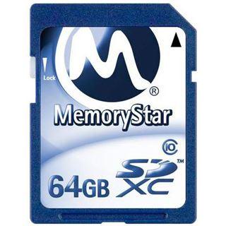 64 GB Memorystar Standard SDXC Class 10 Retail