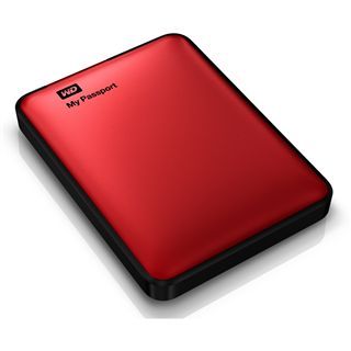 "1000GB WD My Passport WDBBEP0010BRD-EESN 2.5"" (6.4cm) USB 3.0 rot"