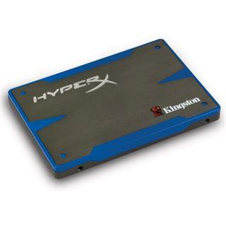 "480GB Kingston HyperX SSD 2.5"" (6.4cm) SATA 6Gb/s MLC synchron (SH100S3/480G)"