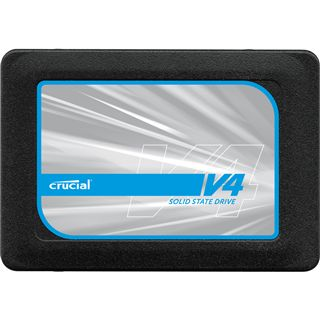 "128GB Crucial V4 Laptop Upgrade Kit 2.5"" (6.4cm) SATA 3Gb/s MLC asynchron (CT128V4SSD2CCA)"